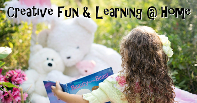 Creative Fun and Learning at Home