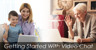 Getting Started with Video Chat
